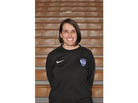 Asst. Coach Stephanie Dodd