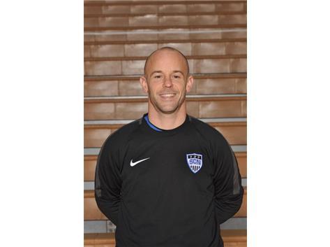 Asst. Coach Eric Willson