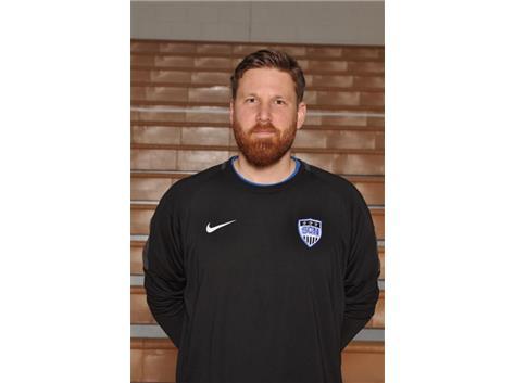 Girls Soccer Head Coach Brian Harks