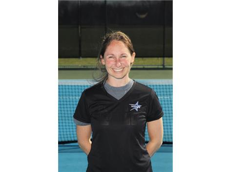 Girls Tennis Head Coach Megan Gow