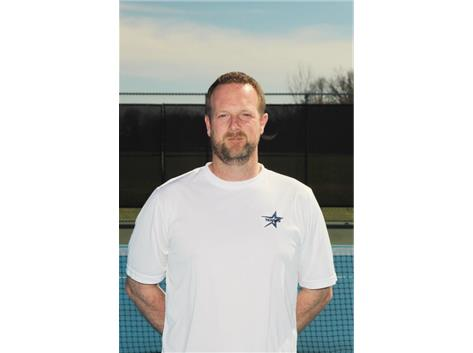 Boys Tennis Head Coach Sean Masoncup