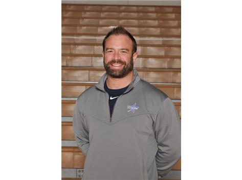 JV Coach Brad Schlemmer