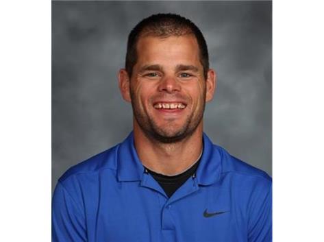 Head Wrestling Coach Brett Wikierak