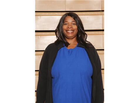 Asst. Dance Coach Tarra McIntosh