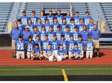 2019 Freshmen Football Team