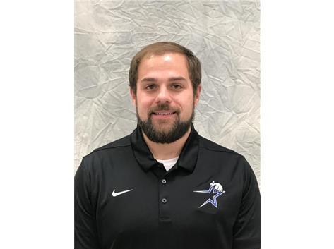 Asst. Coach Matt Cermak