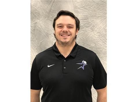 Asst. Coach Mike Maize