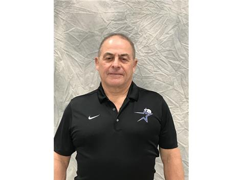 Asst. Coach Gregg Wikierak