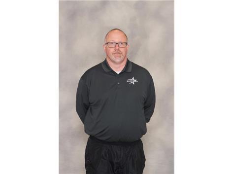 Freshman Coach Kevin Harrington