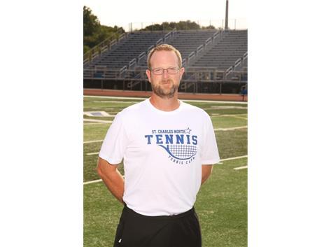 Girls Tennis Head Coach Sean Masoncup