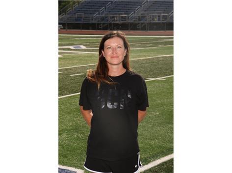Asst. Coach Becky Mcmanus