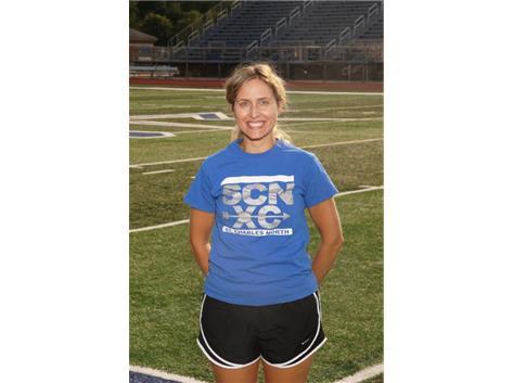 Asst. Coach Anne McPeak