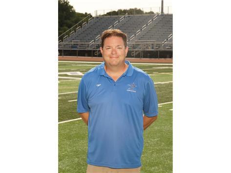 Asst. Coach Brian Mitchell