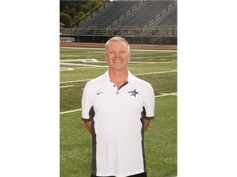 Girls Swim & Dive Head Coach Rob Rooney