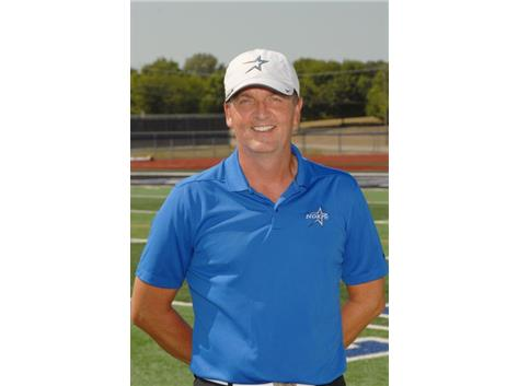 Girls Golf Head Coach Steve Dodd