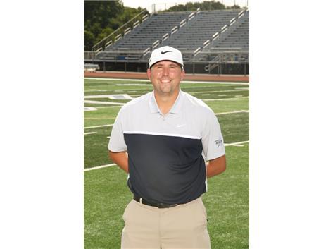 Boys Golf Head Coach Justin Moriarty