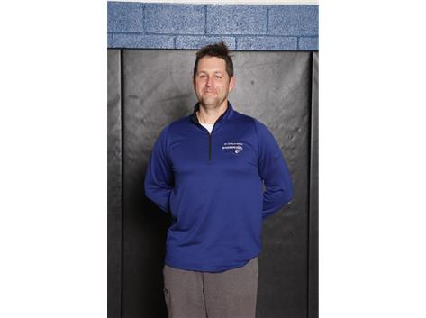 Girls Badminton Head Coach Mike Smith