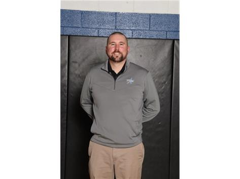 Asst. Freshman Coach Justin Moriarty