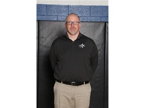 Head Freshman Coach Kevin Harrington