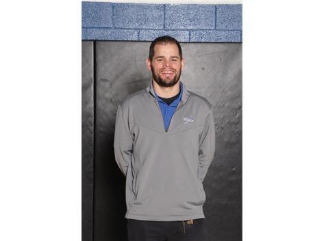 Asst. Coach Brett Wikierak