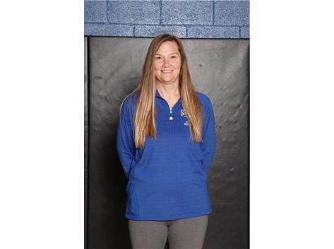 Boys Bowling Head Coach Michelle Cook