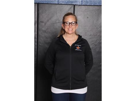 Girls Gymnastics Head Coach Amy Wojdelko