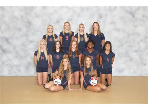 2016-17 Varsity Team