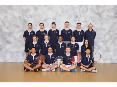 Varsity Tennis 2017