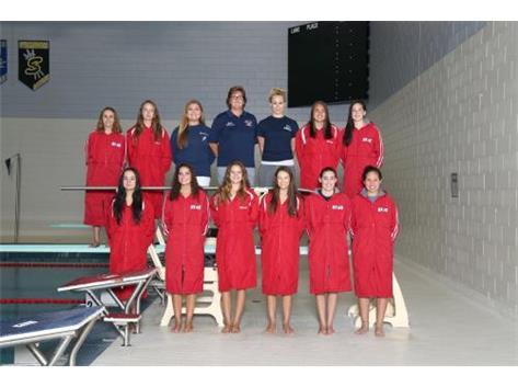 Varsity Swim Team 2017