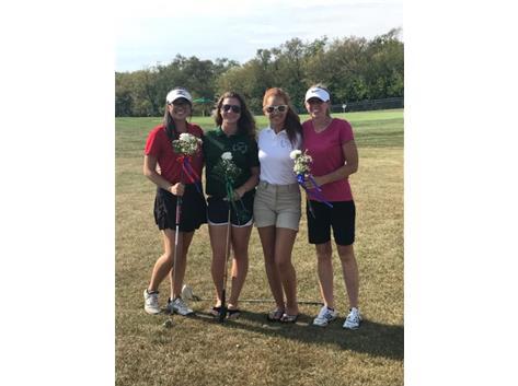 Seniors w/Coach Silverman 2017!