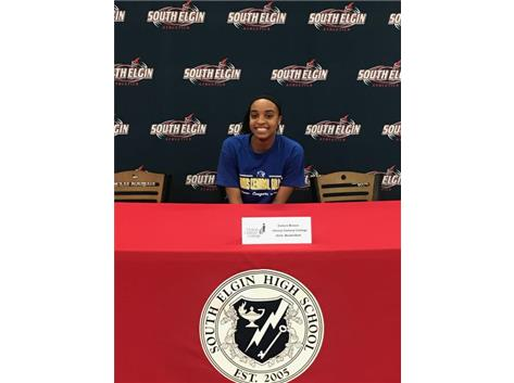 Signing Day - Catora Brown