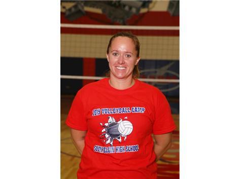 Coach Emily Driessen