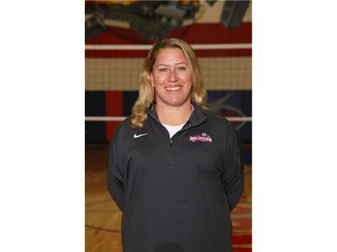 Coach Stephanie Katzenberger