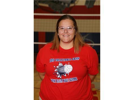 Coach Samantha Bolin