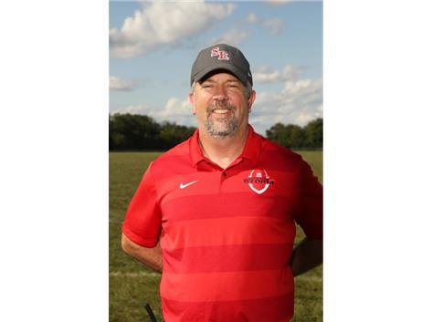 Coach Mike Thornton