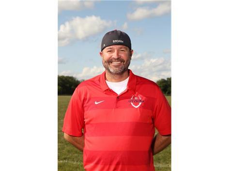 Coach Dan Peacock