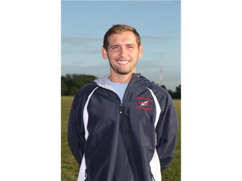 Coach Gavin Dillehay