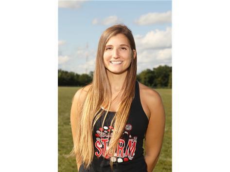 Coach Katie Cioli