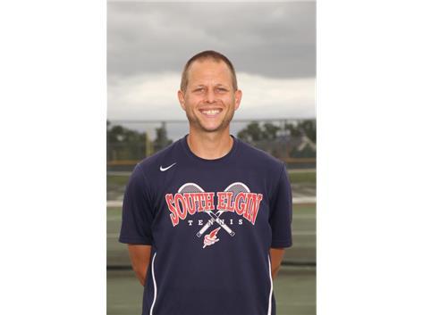 Coach Bret Anderson