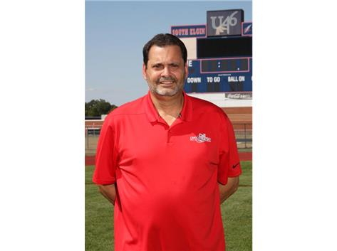 JV Coach Bozikis