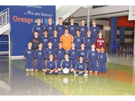 Boys Soccer - Freshmen