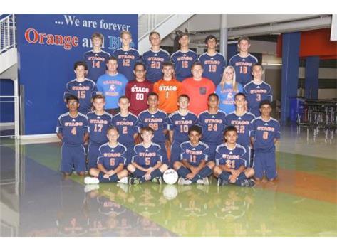 Boys Soccer - JV
