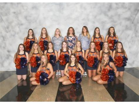 Chargerettes - Varsity