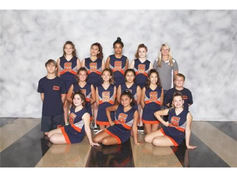 Co-Ed Cheer - Freshmen
