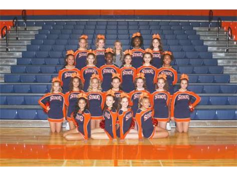 Co-Ed Cheer - JV