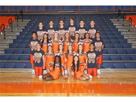 Co-Ed Cheer - Varsity