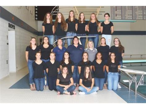 Girls Swim - Varsity