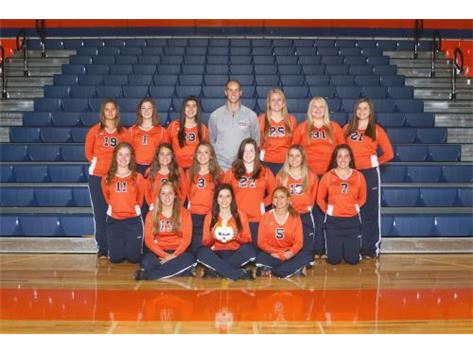 Girls Volleyball - Sophomore