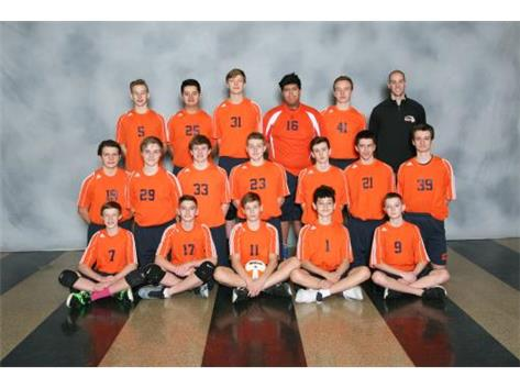 Boys Freshmen Volleyball