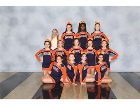 JV Co-Ed Cheer